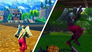 HOW TO GET UNDER THE MAP ON FORTNITE BATTLE ROYALE! (Fortnite BR Glitches)