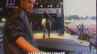 Tanz-House-Festival Leipzig 1990 - Mysterious Art - Humunkulus / Das Omen 1