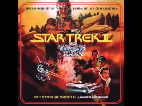 Star Trek II: The Wrath of Khan - Surprise Attack