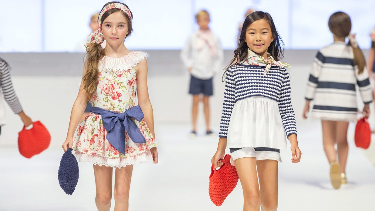 76f4ad19e36a DESFILE INFANTIL FOQUE VERANO17 KIDS FASHION SHOW - YouTube