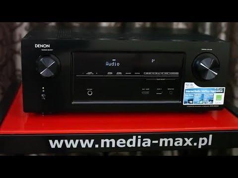 Denon AVR-X2000 videos (Meet Gadget)