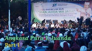 Cak Nun KiaiKanjeng – Angkasa Pura Surabaya  – Part 1/3
