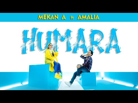 Mekan Atayew Ft. Amalia - Humara (Official HD Video)