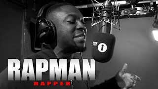Rapman - Fire In The Booth (part 1)
