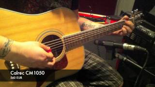 MicShootout Acoustic Guitar Small Condensers