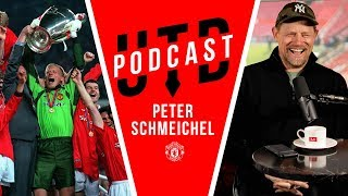 Why leaving United was my biggest regret | Peter Schmeichel | UTD Podcast