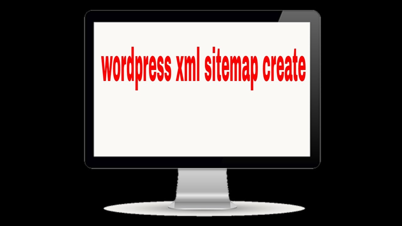 How To Create A Sitemap In