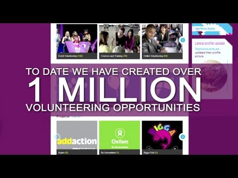 vInspired: Helping Young People Find Volunteering ...