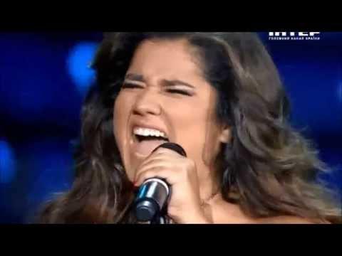 Carolina Soto - La voz de Chile - Presentaciones.