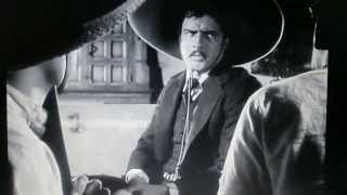 Memorable discurso de Marlon Brando en Viva Zapata