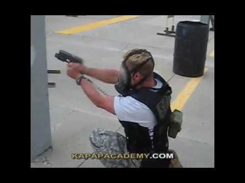 ICPS / Albert Timen's Combative Pistolcraft Training