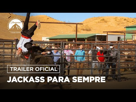 Jackass Para Sempre | Trailer Oficial | Paramount Pictures Brasil