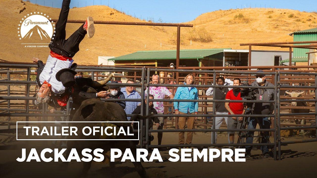 Jackass Para Sempre   Trailer Oficial   Paramount Pictures Brasil
