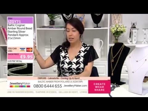 JewelleryMaker LIVE 21/01/18 1pm - 6pm
