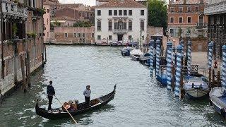 Венеция. Часть 1.  Каннареджо. Cannaregio(Достопримечательности Венеции. Венеция в деталях. Каннареджо. Вид на Гранд канал из Каннареджо. Венеция..., 2013-12-01T18:49:26.000Z)