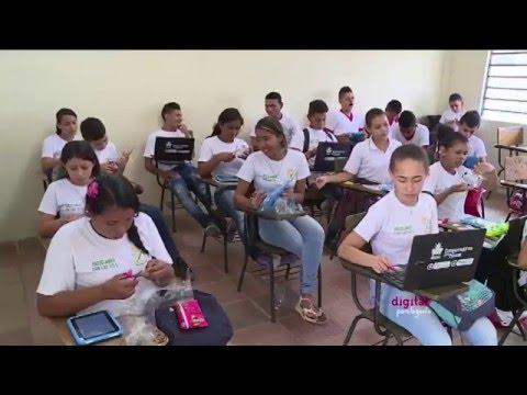 En Sucre la tecnología esta cambiando la vida de sus estudiantes