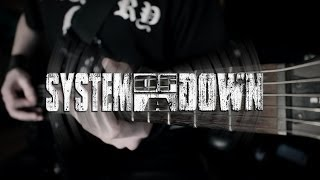 System Of A Down - Atwa Guitar Cover By Siets96 (HD)