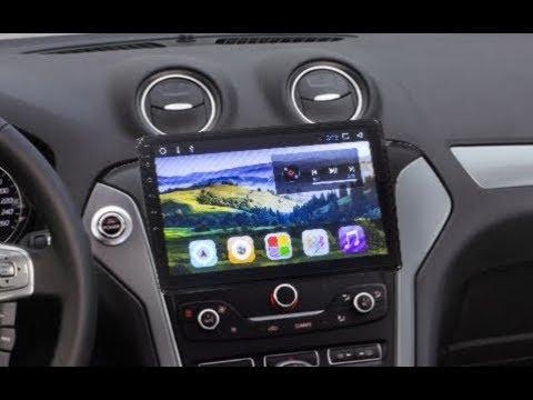 Штатная магнитола Ford Mondeo (2010-2015) Android CF-3167