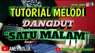 Download Lagu Tutorial melodi satu malam | itje trisnawati mp3