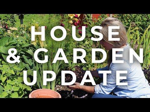 New House & Garden Update