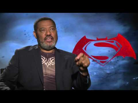 Batman vs Superman: Laurence Fishburne on Perry White
