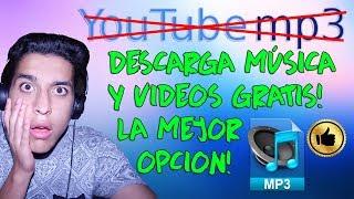 Video LA MEJOR PAGINA PARA DESCARGAR MÚSICA & VÍDEOS DE YOUTUBE GRATIS! | KODYOleger download MP3, 3GP, MP4, WEBM, AVI, FLV Desember 2017