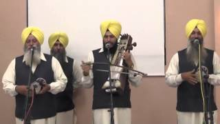Dhadi Jatha Bhai Major Singh Khalsa on 21 August Part 5