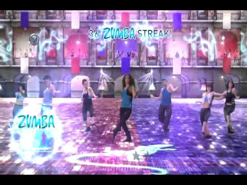 Zumba Fitness World Party Perros Salvajes