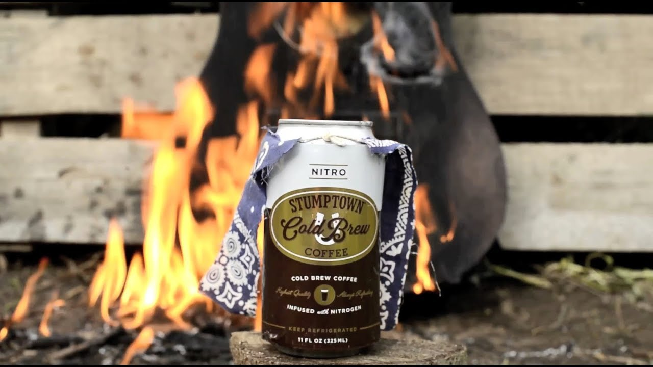 Stumptown Nitro Cold Brew Youtube