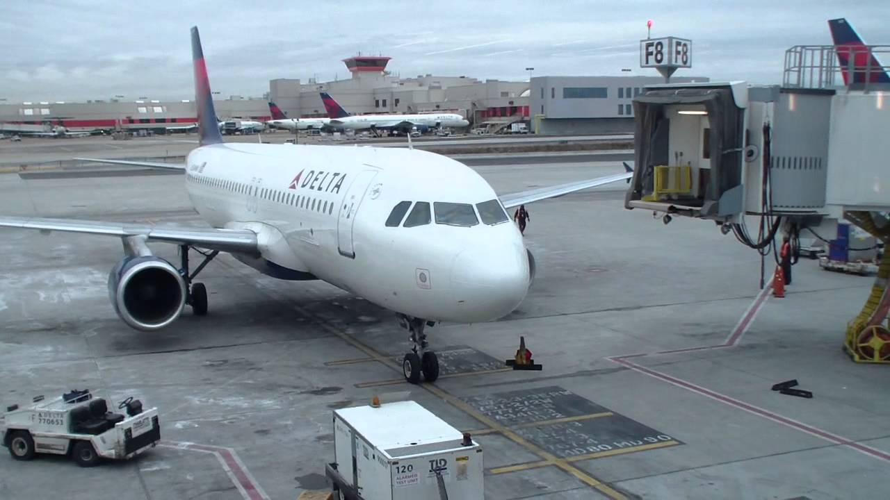 delta flights arriving in atlanta