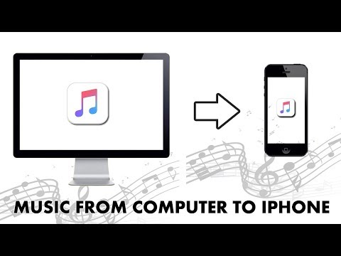 How to Transfer Music From Computer to iPhoneiPodiPad 2017