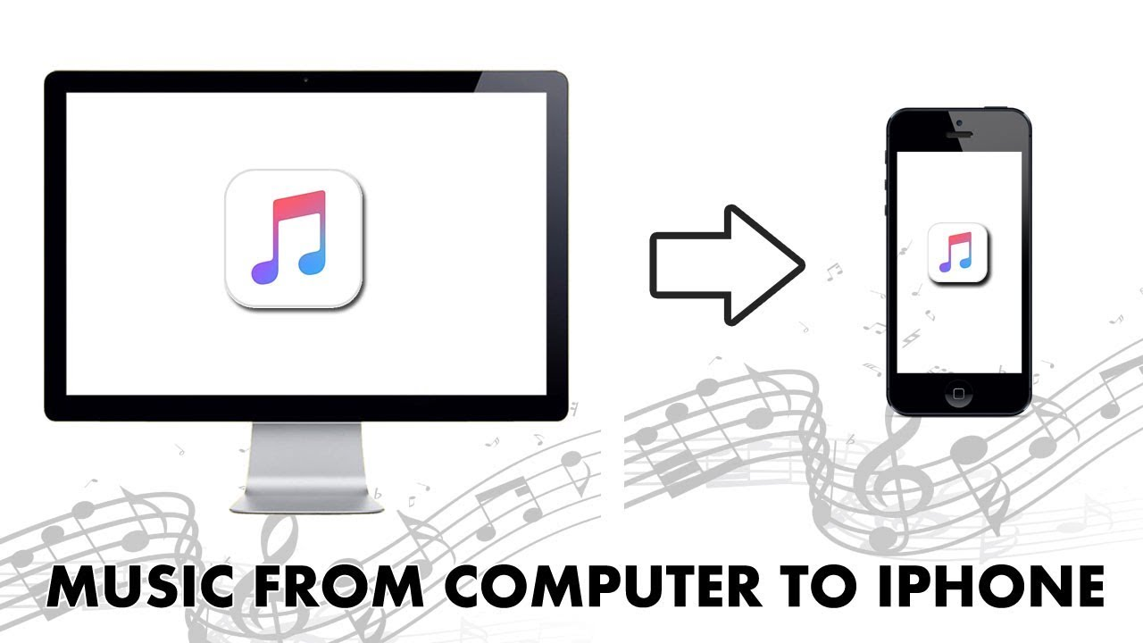 How to Transfer Music From Computer to iPhone/iPod/iPad