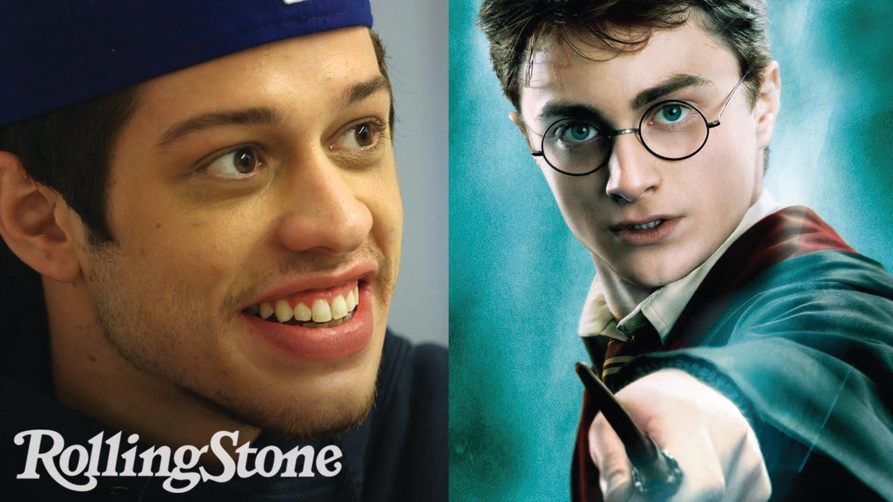 SNL star Pete Davidson loved Harry Potter so much he got a tattoo ...