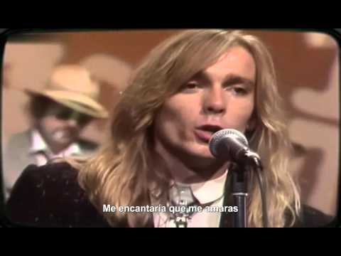 Cheap Trick - I want you to want me (Subtitulado español)