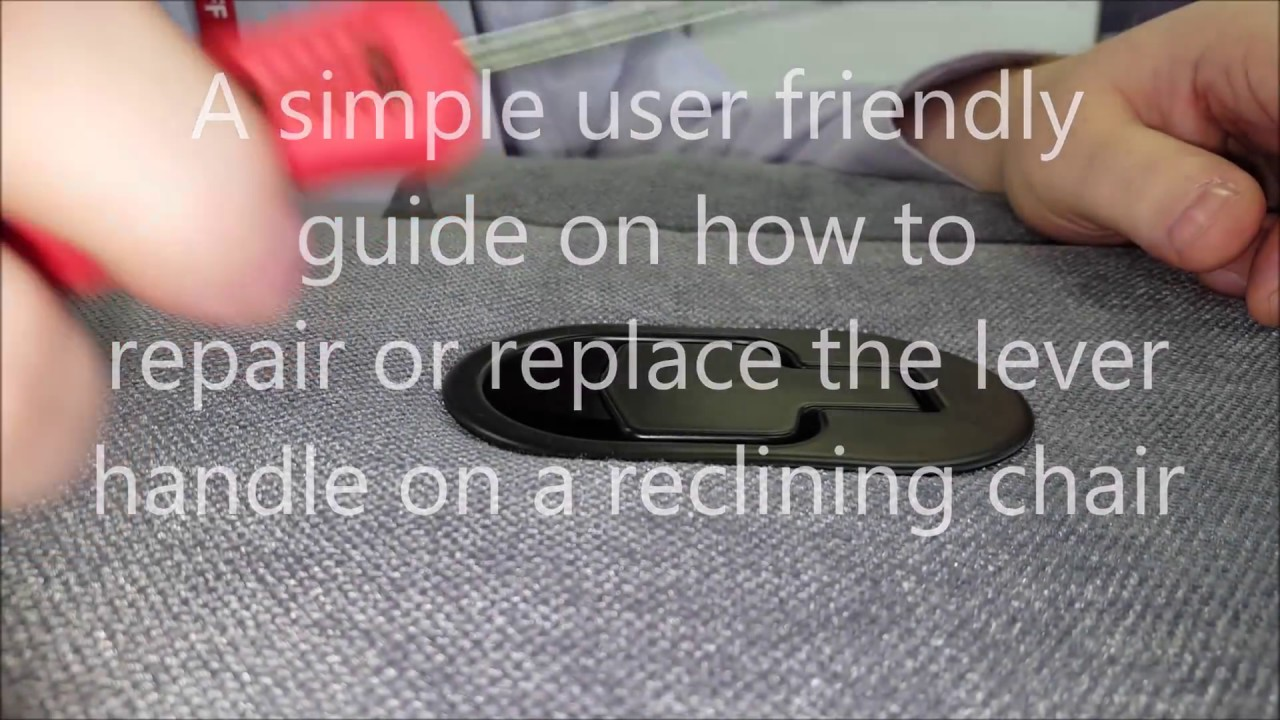 Lovesofas - How to Repair or Replace the Handle on a Reclining Sofa : recliner release handle - islam-shia.org