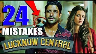 [EWW] Everything Wrong With LUCKNOW CENTRAL Movie (24 MISTAKES In Lucknow Central)