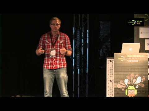 #droidconDE 2015: Thomas Krüger – An introduction of Android Auto on YouTube