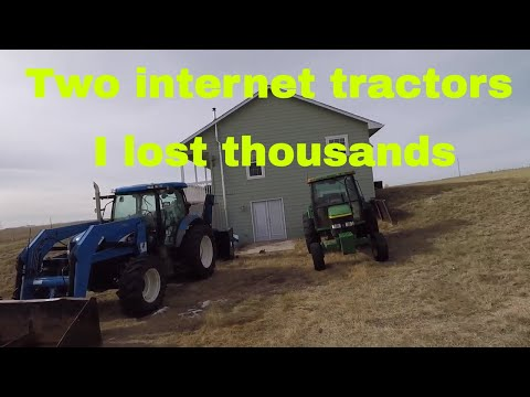 How NOT to buy a tractor on the internet