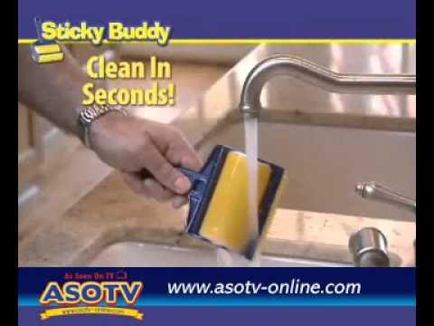 STICKY BUDDY Cleaner (ASOTV)