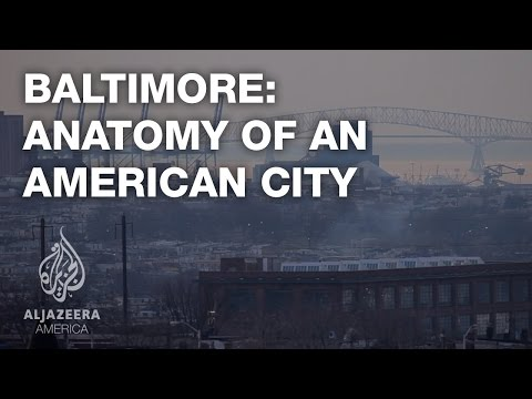 Baltimore: Anatomy of An American City - Fault Lines