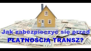 Płatność Transz - Jak zabezpieczyć się przed płatnością transz? - Akademia Inwestor