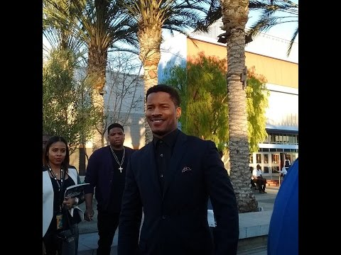 Nate Parker talks THE BIRTH OF A NATION at Pan African Film Festival 2016