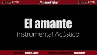 El amante | Karaoke Guitarra | Nicky Jam