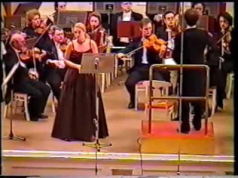 R Glier Concert for soprano coloratura with orchestra first part x264