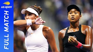 Madison Keys vs Naomi Osaka in a battle of the young guns! | US Open 2018 Semifinal