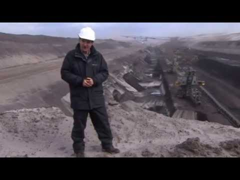 Inside Germany's coal-mining operation