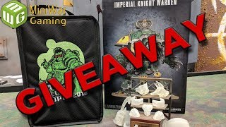Epic May Giveaway! Battle Foam + MiniWarGaming + Shapeways