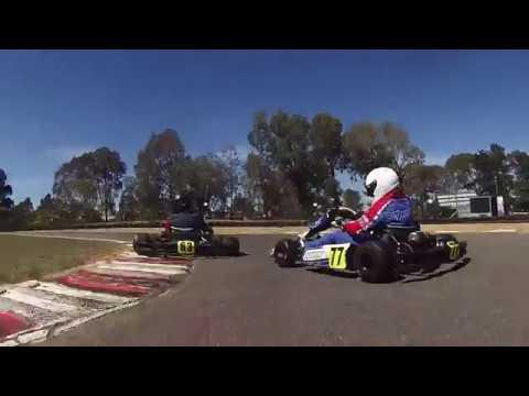 2018 Southern Stars Series - Round 5 - Canberra - KA3 Snr Light