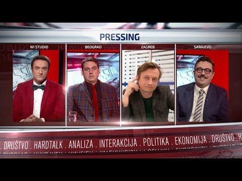 N1 Pressing: Zoran Kesić, Damir Nikšić i Borna Sor (31.12.2017.)
