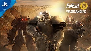 Fallout 76: Wastelanders | Official Trailer | PS4